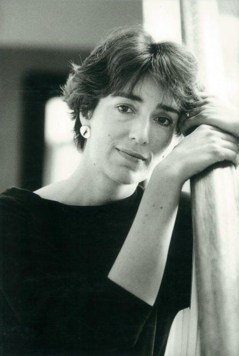 Portrait of Francine Stock
