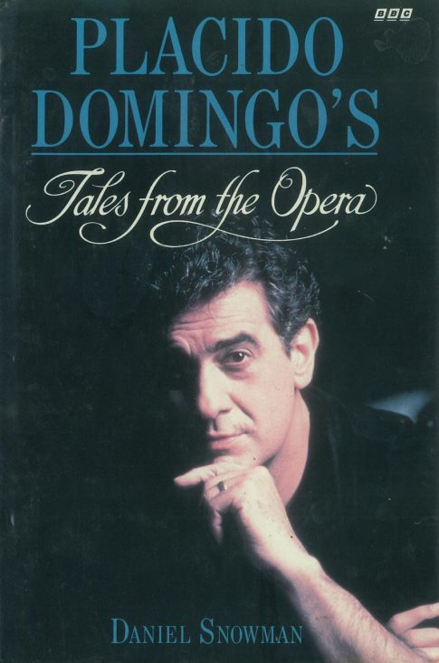 Book cover 'Placido Domingo's Tales from the Opera'