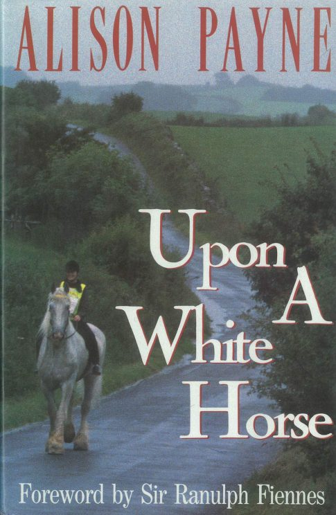 Book Cover 'Upon a White Horse' by Alison Payne