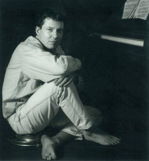 Portrait of Donald Sturrock